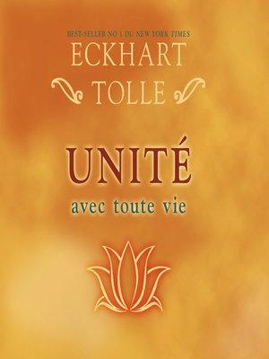 cover image of Unité avec toute vie