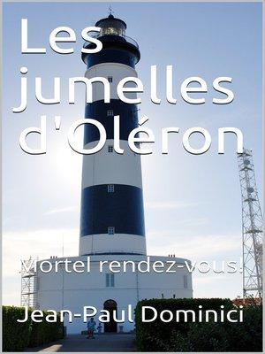 cover image of Les jumelles d'Oléron