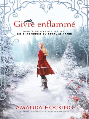 cover image of Givre enflammé