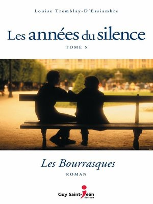 cover image of Les bourrasques