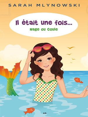 cover image of Nage ou coule