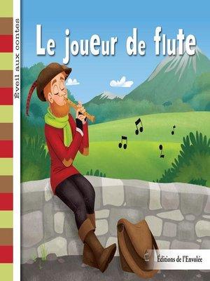 cover image of Le joueur de flute