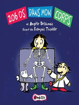 cover image of 206 os dans mon corps