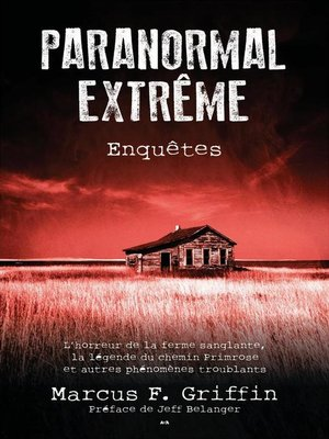 cover image of Paranormal extrême