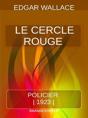 cover image of Le Cercle Rouge