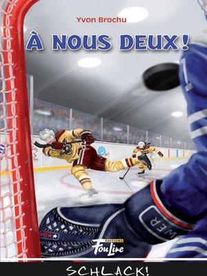 cover image of À nous deux!