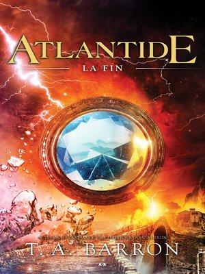cover image of Atlantide--La fin