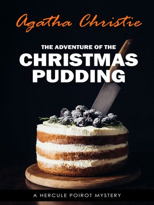 cover image of The Adventure of the Christmas Pudding