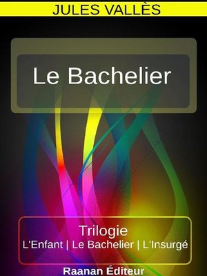 cover image of Le Bachelier