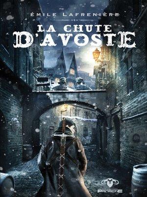 cover image of La chute d'Avoste