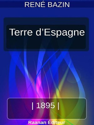 cover image of Terre d'Espagne