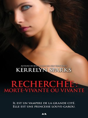 cover image of Recherchée