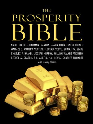 cover image of The Prosperity Bible