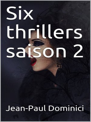 cover image of Six thrillers saison 2