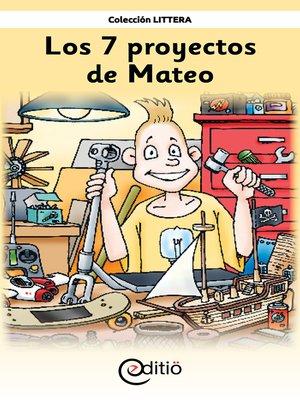 cover image of Los 7 proyectos de Mateo