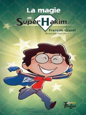 cover image of La magie de Super Hakim