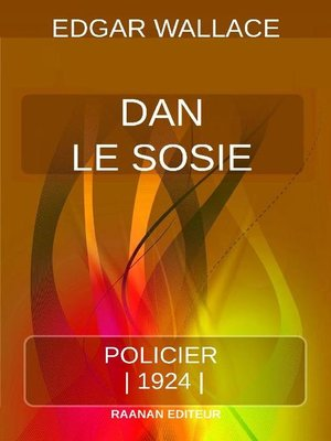 cover image of Dan le Sosie