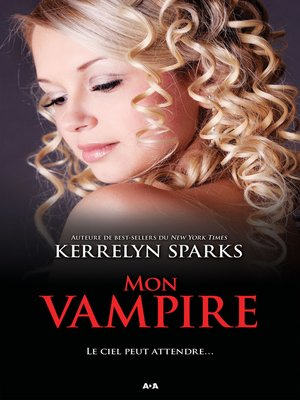 cover image of Mon vampire