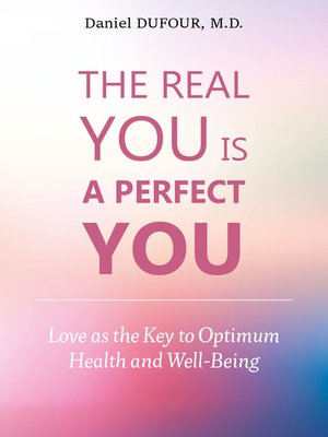 cover image of The Real You is a Perfect You