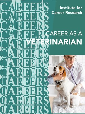 cover image of Career as a Veterinarian