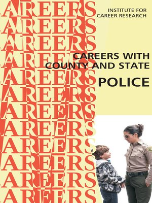 cover image of Careers with County and State Police