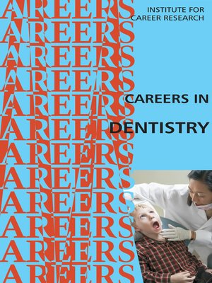 cover image of Career as a Dentist
