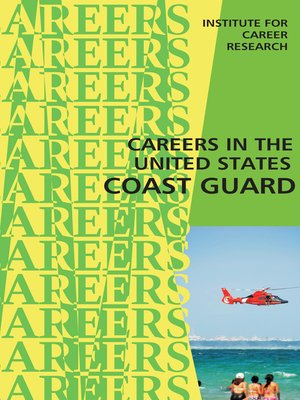 cover image of Careers in the United States Coast Guard