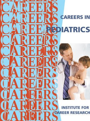cover image of Careers In Pediatrics
