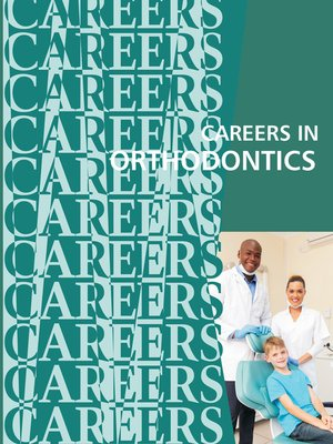 cover image of Career as a Orthodontist