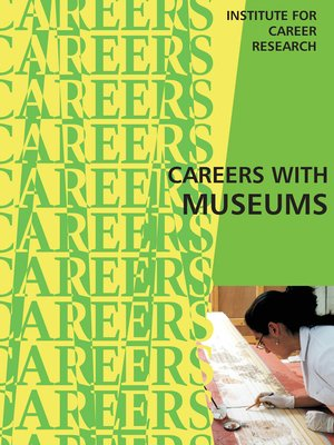 cover image of Careers with Museums