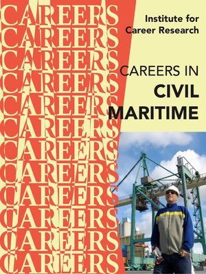 cover image of Careers in Civil Maritime
