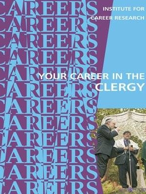 cover image of Career in the Clergy