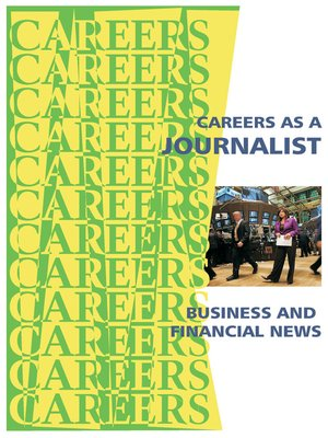 cover image of Career as a Journalist