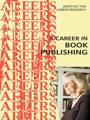 cover image of Careers in the Book Publishing Business
