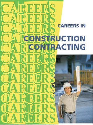 cover image of Careers in Construction Contracting