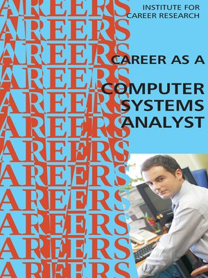 cover image of Career as a Computer Systems Analyst