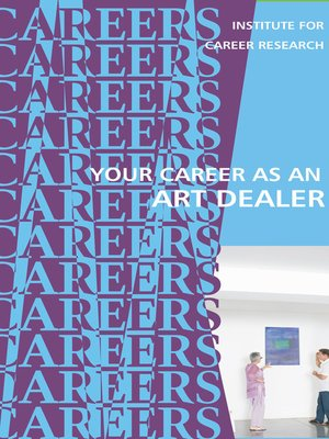 cover image of Career as an Art Dealer