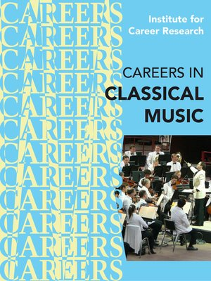 cover image of Careers in Classical Music