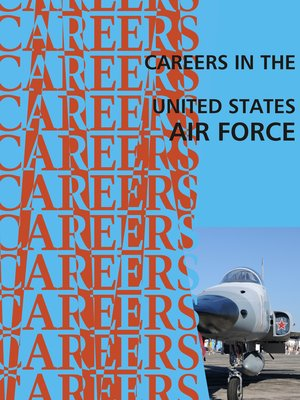 cover image of Careers in the United States Air Force