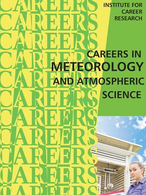 cover image of Careers in Meteorology