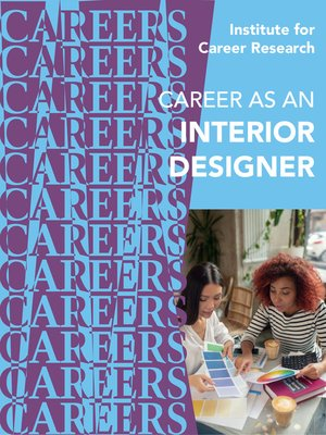 cover image of Career as an Interior Designer