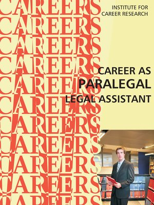 cover image of Career as a Paralegal Assistant