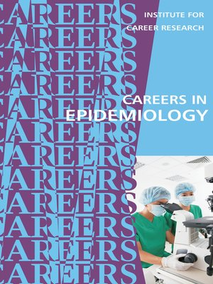 cover image of Career as an Epidemiologist