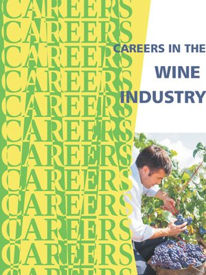 cover image of Career in the Wine Industry
