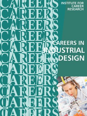 cover image of Careers in Industrial Design