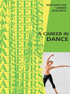 cover image of Career as a Dancer