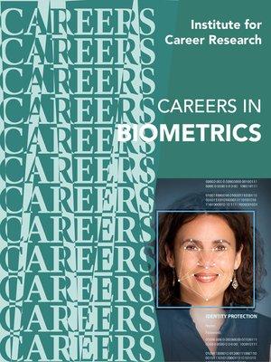 cover image of Careers in Biometrics