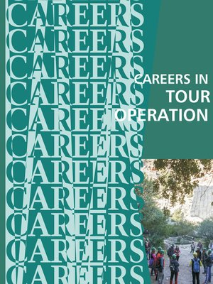 cover image of Career as a Tour Operator