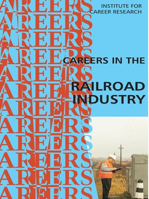 cover image of Careers in the Railroad Industry