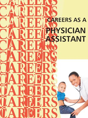 cover image of Careers as a Physician Assistant